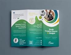 3 Fold Brochure Templates Hypnosis Professional Tri Fold Brochure Template 001203