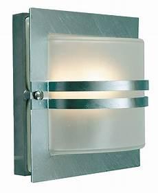 Art Deco Outdoor Wall Lights Bern Art Deco Frosted Glass Outdoor Wall Lantern