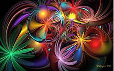 floral abstract 4k wallpaper colorful flower abstract wallpaper and background image