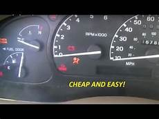 2005 Toyota Camry Airbag Light Airbag Light Stays On Cheap And Easy Fix Youtube