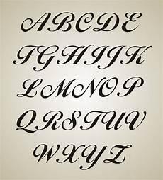 Fancy Lettering Template Fancy Letter L Fancy Letter Stencils Letter Stencils