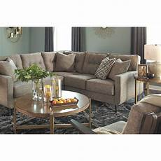 chento jute 2pc sectional w laf sofa 6280248 6280256