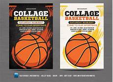 Basketball Tournament Program Template 15 Basketball Flyer Template Psd For Tournament Camp And