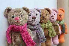 amigurumi bear crochet amigurumi teddy pattern pdf tutorial diy