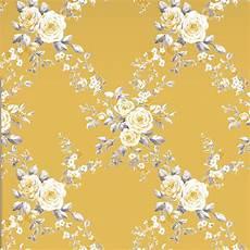 Flower Wallpaper Metallic by Floral Wallpaper Metallic Glitter Flowers Roses Leaves