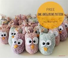 owl amigurumi free pattern akamatra