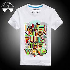 Best Statement Shirt Designs 2015 Latest T Shirt Design For Summer Stylish White Mens