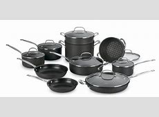 Review Of Cuisinart 66 17 Chef's Nonstick Hard Anodized