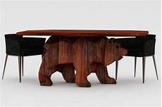 Cool Table Designs Unique Table With Shaped Base Table The