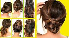 hair easy top 10 lazy running late hairstyles hacks for frizzy