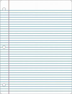 College Ruled Paper Template Free Printable Notebook Paper College Amp Wide Ruled