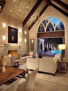 How To Plan Lighting For A House Designs Of How Vaulted Ceilings Top Off Any Room With Style