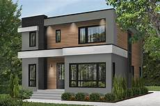 Modern House Floor Plans Free 4 Bed Modern House Plan With Master Balcony 22488dr