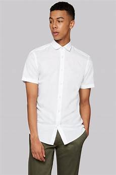 casual shirts sleeve moss 1851 slim fit white linen sleeve casual shirt