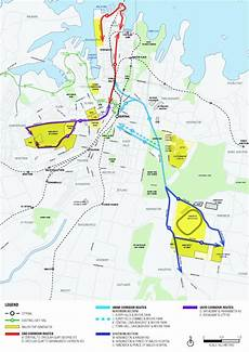 Colombo Light Rail Route Map Light Rail Extension Update Transport Sydney