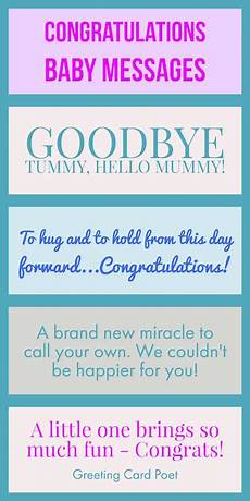 Congratulations Sayings For New Baby Congratulations Baby Messages Quotes Wishes And Sayings
