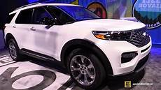 ford platinum 2020 2020 ford explorer platinum exterior and interior