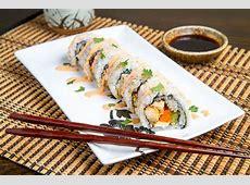 Buffalo Chicken Sushi Recipe on Closet Cooking