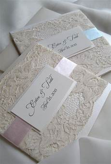 Lace Wedding Invitation Lace Wedding Invitations 2266132 Weddbook