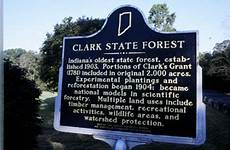 Clark State Forest Ihb Clark State Forest