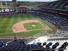 Kauffman Stadium Row Chart Kauffman Stadium Section 411 Rateyourseats Com