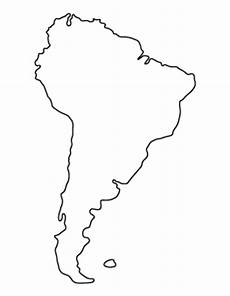 Continent Template Free Continent Patterns For Crafts Stencils And More