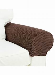 2 armrest covers stretchy set chair or sofa arm