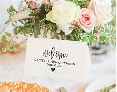Wedding Place Cards Templates Free Place Card Template Printable Template Wedding Place Cards