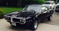 1967 pontiac firebird black w red interior 400 big