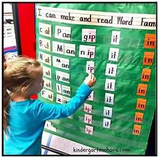 Pocket Chart Design The Pocket Chart Station In The Kindergarten Classroom