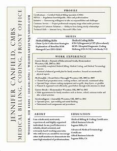 Medical Coding Examples Interesting Resume Idea Not Sure I Like The Name On The