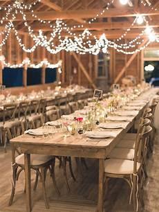 rustic farm to table wedding in montana table wedding