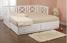 details about enigma white wooden day bed can convert