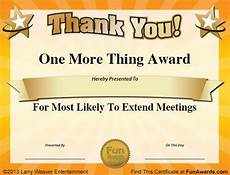 Fun Certificates For Employees Silly Office Awards Teacher Awards Employee Awards