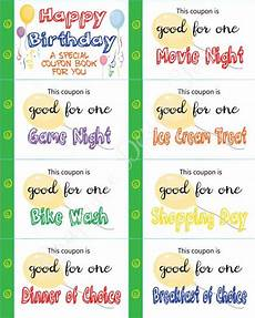 Customized Coupons Pin On Birthday Coupons