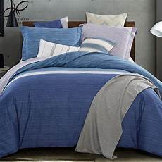word of plaid duvet cover sets home blue white