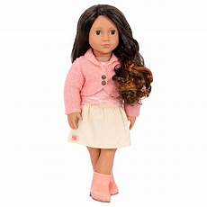 maricela 18 inch regular doll our generation