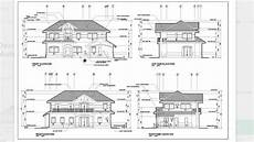 Floor Plan And Elevation Draw Your Floor Plan Elevations Roof Plan And Sections