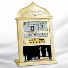 Wall Table Muslim Clock Azan Islamic by Muslim Azan Prayer Clock All Prayers Azans 1150