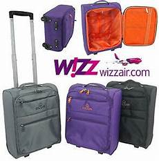 wizz large cabin bag wizz air cabin luggage trolley bag lightweight