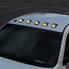 Installing Cab Lights 2017 F250 99 15 Ford Superduty F250 F550 Amber Led Cab Roof Lights