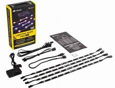 Lighting Node Pro How Many Fans Corsair Lighting Node Pro Brings Light Control To