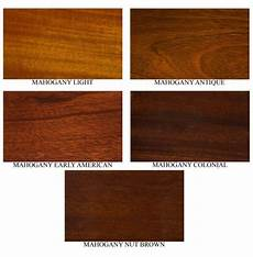 Mahogany Wood Stain Color Chart 78 Best Images About Mahogany Stains On Pinterest Wood