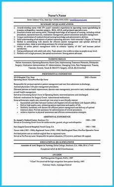 Qualification On A Resumes High Quality Critical Care Nurse Resume Samples
