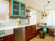 color kitchen ideas 30 painted kitchen cabinets ideas for any color and size