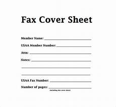 Fax Format Sample Printable Fax Cover Sheet Template