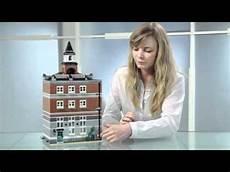 Astrid Lego Designer Lego 174 Town Hall 10224 Youtube