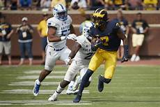 Michigan Wolverines Football Depth Chart Depth Chart Prediction For Michigan Football S Wide