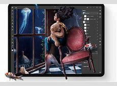 Adobe?s Photoshop for the iPad is finally here, with more