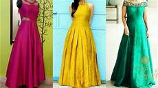 Dress Design Features Beautiful Party Wear Silk Dress Design Ideas Silk Fabric